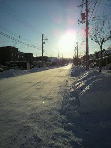 あやのひとり言★北海道より-2010121708100000.jpg