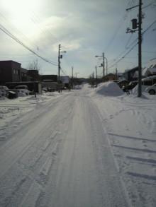 あやのひとり言★北海道より-2011031808110000.jpg