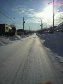 あやのひとり言★北海道より-2011122109100000.jpg
